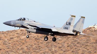 86-0156 - McDonnell Douglas F-15C Eagle - United States - US Air Force (USAF)