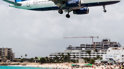 N634JB - Airbus A320-232 - jetBlue Airways