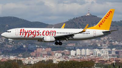 A picture of TCCCK - Boeing 73782R - [35699] - © Jorge Medina Mediavilla