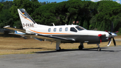 D-FKAE - Socata TBM-850 - Private