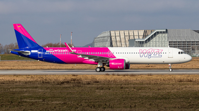 A picture of DAVYN - Airbus A321200N - Airbus - © Mario Trusch