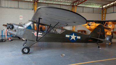N2887Y - Piper J-3C-65 Cub - Private