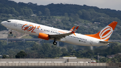 A picture of PRGUT - Boeing 7378HX - GOL Linhas Aereas - © Felipe Oliveira - oliver_spotting