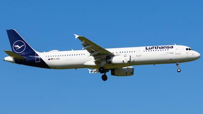 A picture of DAIDF - Airbus A321231 - Lufthansa - © Alexander Jeglitsch