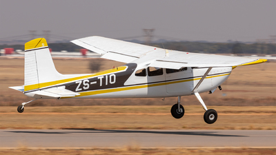 ZS-TIO - Cessna 180 Skywagon - Private