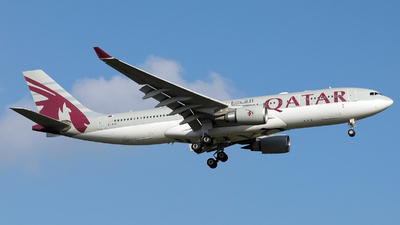 A7-ACG - Airbus A330-202 - Qatar Airways