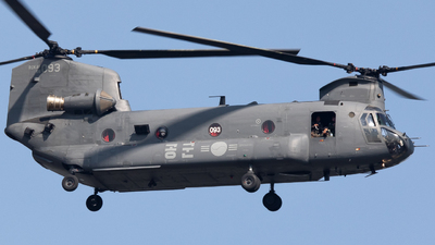 88-093 - Boeing CH-47D Chinook - South Korea - Air Force