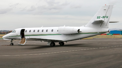 SE-RFH - Cessna 680 Citation Sovereign - European Flight Service (EFS)