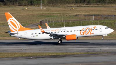 A picture of PRGXB - Boeing 7378EH - GOL Linhas Aereas - © Antonio Carlos Carvalho Jr.