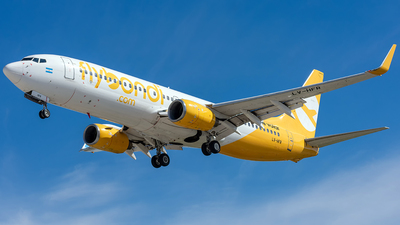 A picture of LVHFR - Boeing 73786J - Flybondi - © Mathias Campeglia