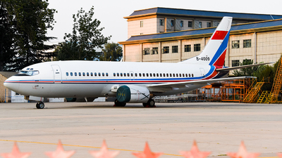 B-4009 - Boeing 737-3T0 - China - Air Force