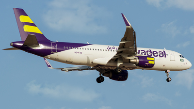 A picture of HZFAD - Airbus A320214 - Flyadeal - © Basil Lutfi