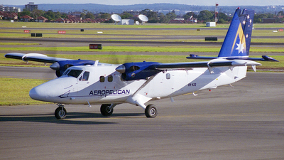 VH-KZQ - De Havilland Canada DHC-6-300 Twin Otter - Aeropelican Air Services