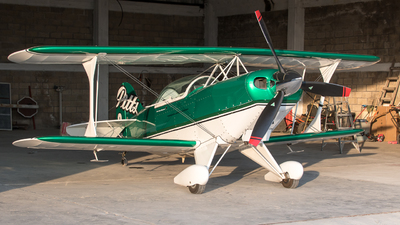 N99JX - Pitts S-2B Special - Private