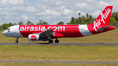 A picture of RPC8964 - Airbus A320216 - AirAsia - © Jaiam Sarabillo