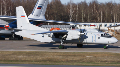 RF-56303 - Antonov An-26 - Russia - Ministry of Interior