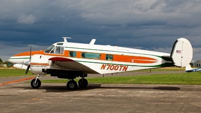 N700TN - Beech 18H - Private