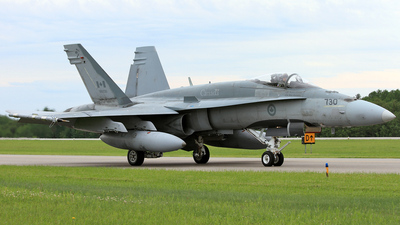 188730 - McDonnell Douglas CF-188 Hornet - Canada - Royal Canadian Air Force (RCAF)