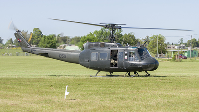 FAU059 - Bell UH-1H Iroquois - Uruguay - Air Force