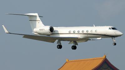 N888PX - Gulfstream G550 - Private