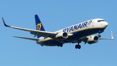 A picture of 9HQEM - Boeing 7378AS - Ryanair - © Alexander Portas