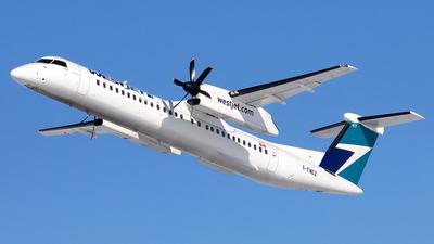 C-FWEZ - Bombardier Dash 8-Q402 - WestJet Encore