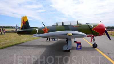 NX81817 - Nanchang CJ-6A - Private