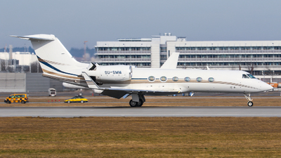 SU-SMM - Gulfstream G450 - Private