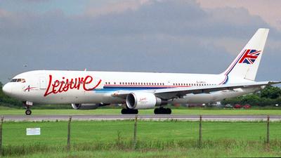 G-UKLI - Boeing 767-39H(ER) - Leisure International Airways