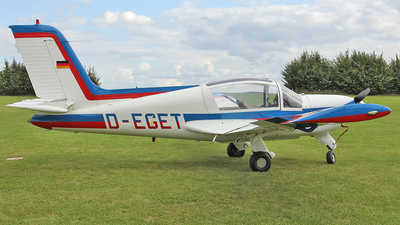 D-EGET - Morane-Saulnier MS-893 - Private