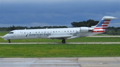 N748EV - Bombardier CRJ-701ER - American Eagle (SkyWest Airlines)
