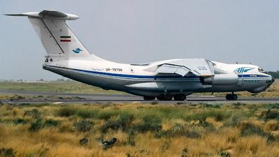 UR-78758 - Ilyushin IL-76MD - ATI Airlines