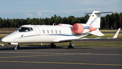 D-COMO - Bombardier Learjet 60 - Jet Air Flug