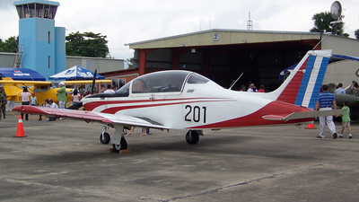 201 - Enaer T-35B Pillán - Guatemala - Air Force