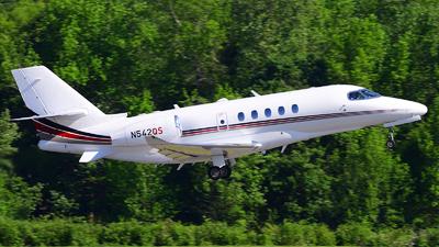 N542QS - Cessna Citation Latitude - NetJets Aviation