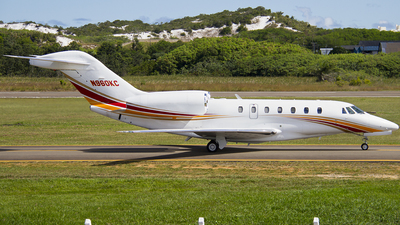 N960KC - Cessna 750 Citation X - Private