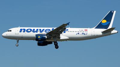 TS-INQ - Airbus A320-214 - Nouvelair