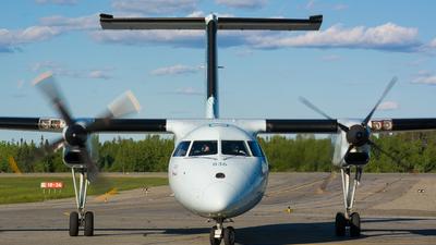 C-FPON - Bombardier Dash 8-102 - Air Canada Express (Jazz Aviation)