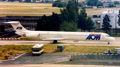 F-GGMA - McDonnell Douglas MD-83 - AOM French Airlines