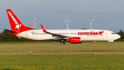 A picture of 9HTJC - Boeing 73786N - Corendon Airlines - © Tim-Patrick Müller