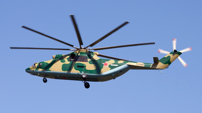 RF-06054 - Mil Mi-26 Halo - Russia - Federal Border Guards Aviation Command