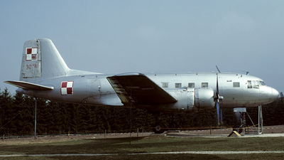 3076 - Ilyushin IL-14S - Poland - Air Force