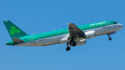 EI-DVJ - Airbus A320-214 - Aer Lingus