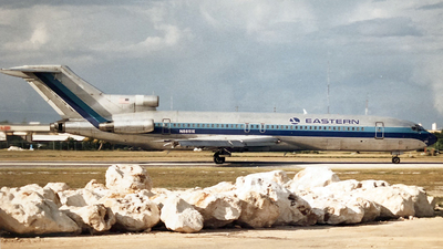 N8851E - Boeing 727-225 - Eastern Air Lines
