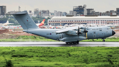 A picture of ZM406 - Airbus A400M -  - © Raihan Ahmed