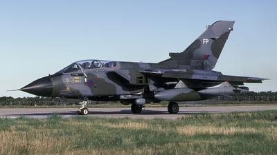 ZD744 - Panavia Tornado GR.1 - United Kingdom - Royal Air Force (RAF)