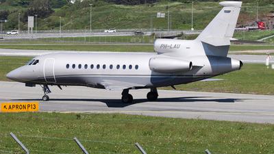 PH-LAU - Dassault Falcon 900EX - Private