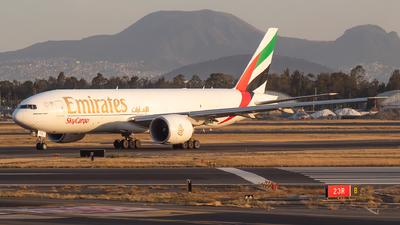 A6-EFO - Boeing 777-F1H - Emirates SkyCargo