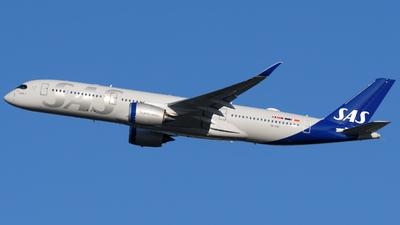 SE-RSC - Airbus A350-941 - Scandinavian Airlines (SAS)
