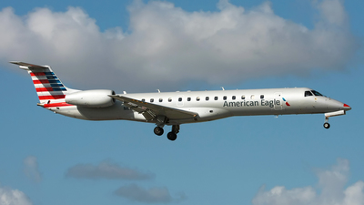 N613AE - Embraer ERJ-145LR - American Eagle (Trans States Airlines)